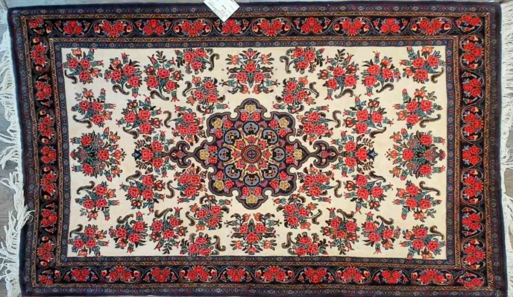 Persian rugs and decoration